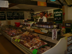 Compton Farm Shop butchery.1000px