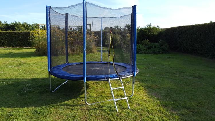 The big trampoline