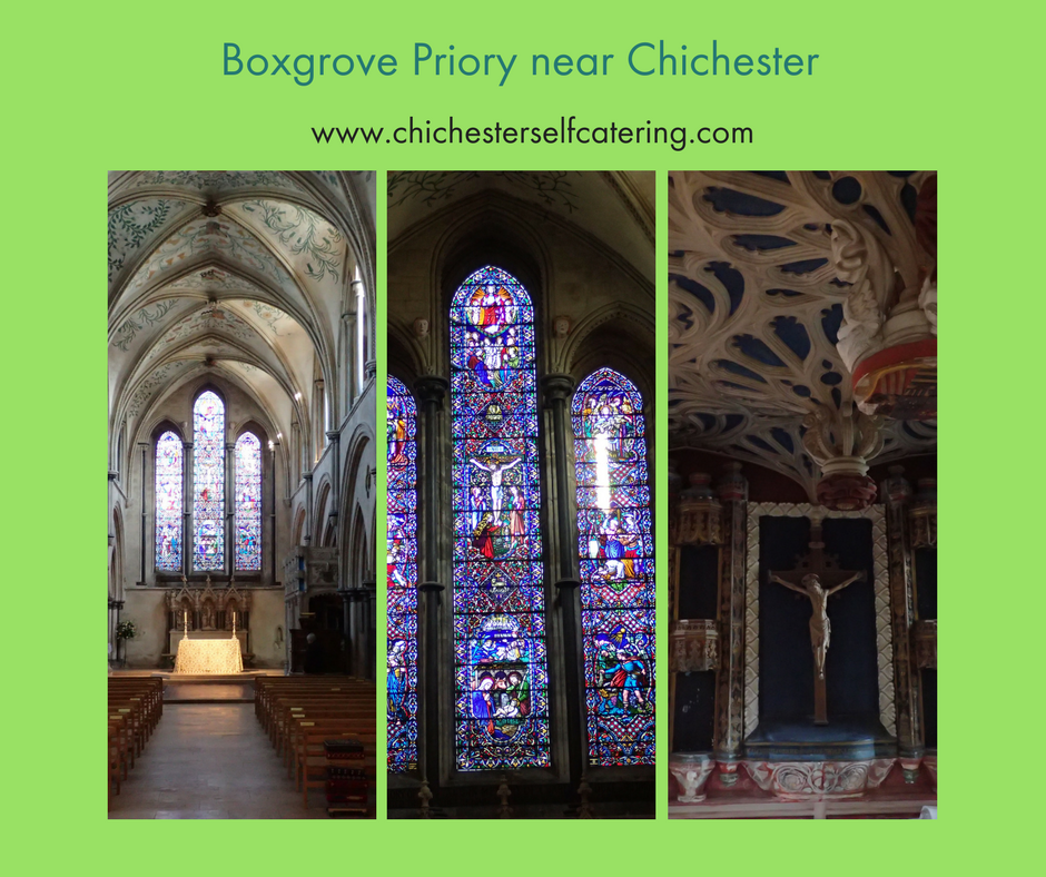 Boxgrove Priory 2017