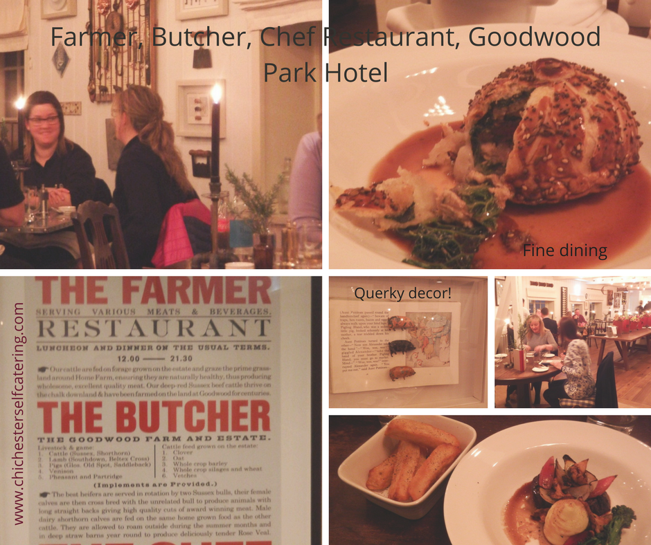 Farmer, Butcher, Chef Restaurant, Goodwood Park Hotel