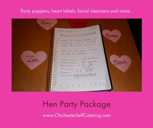 Hen Party Package