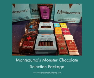 Montezuma's Monster ChocolateSelection Package
