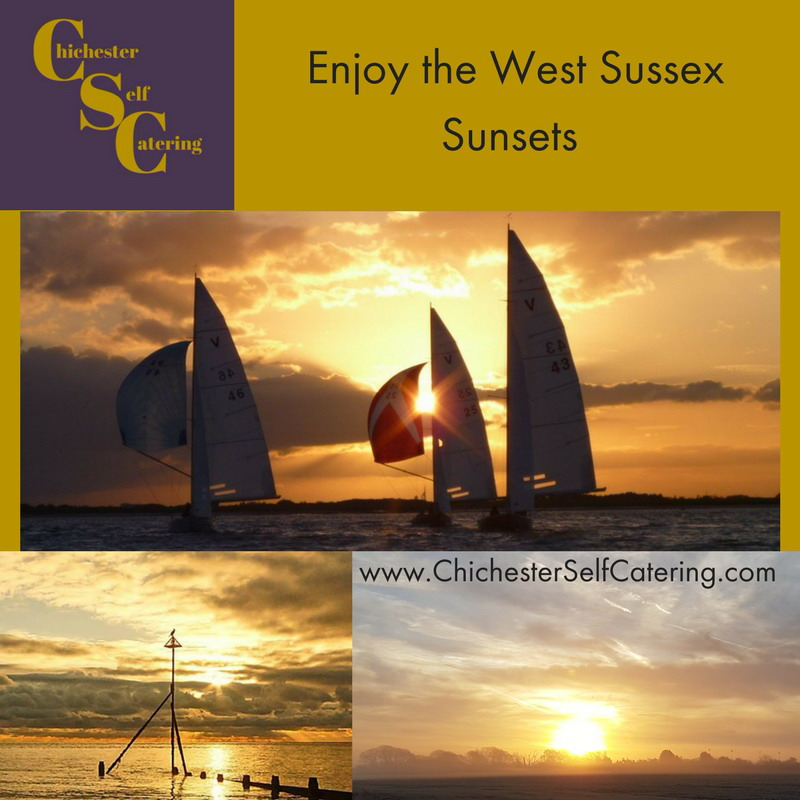 Enjoy the West Sussex Sunsets.www