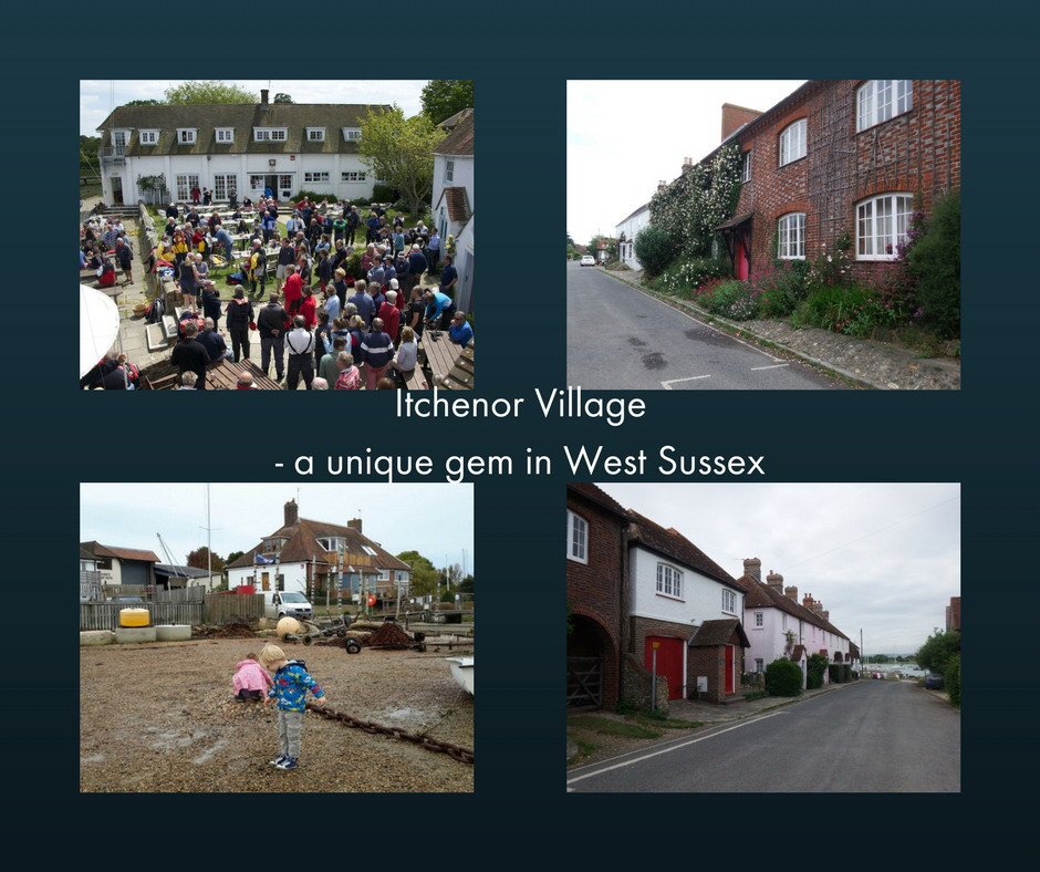 Itchenor Village- a unique gem in West Sussex