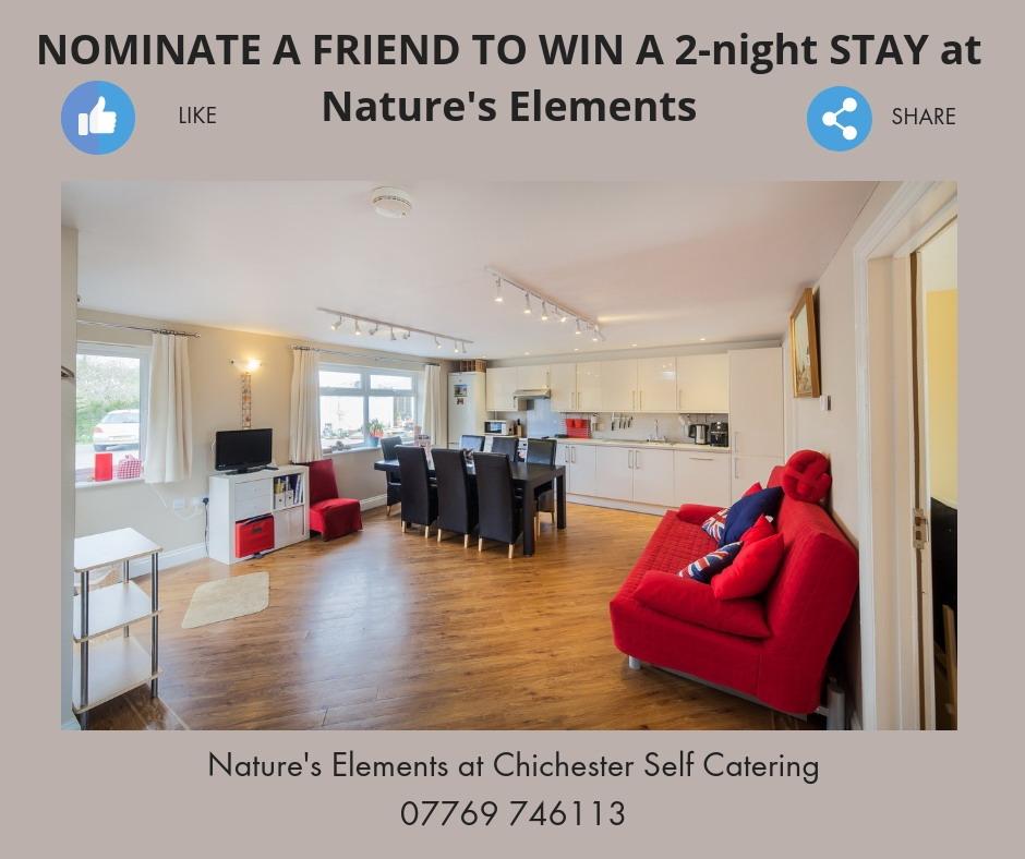 WIN A 2-night STAY.nominatefriendSept2018