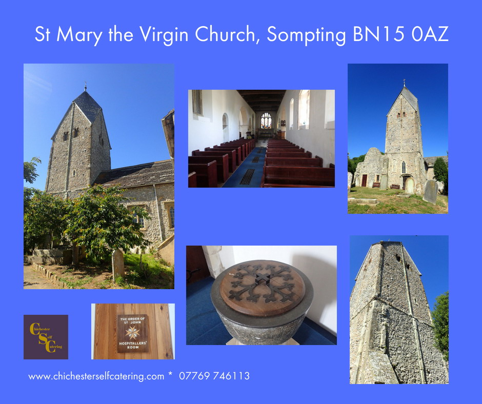 St Mary the Virgin Church, Sompting BN15 0AZ.1