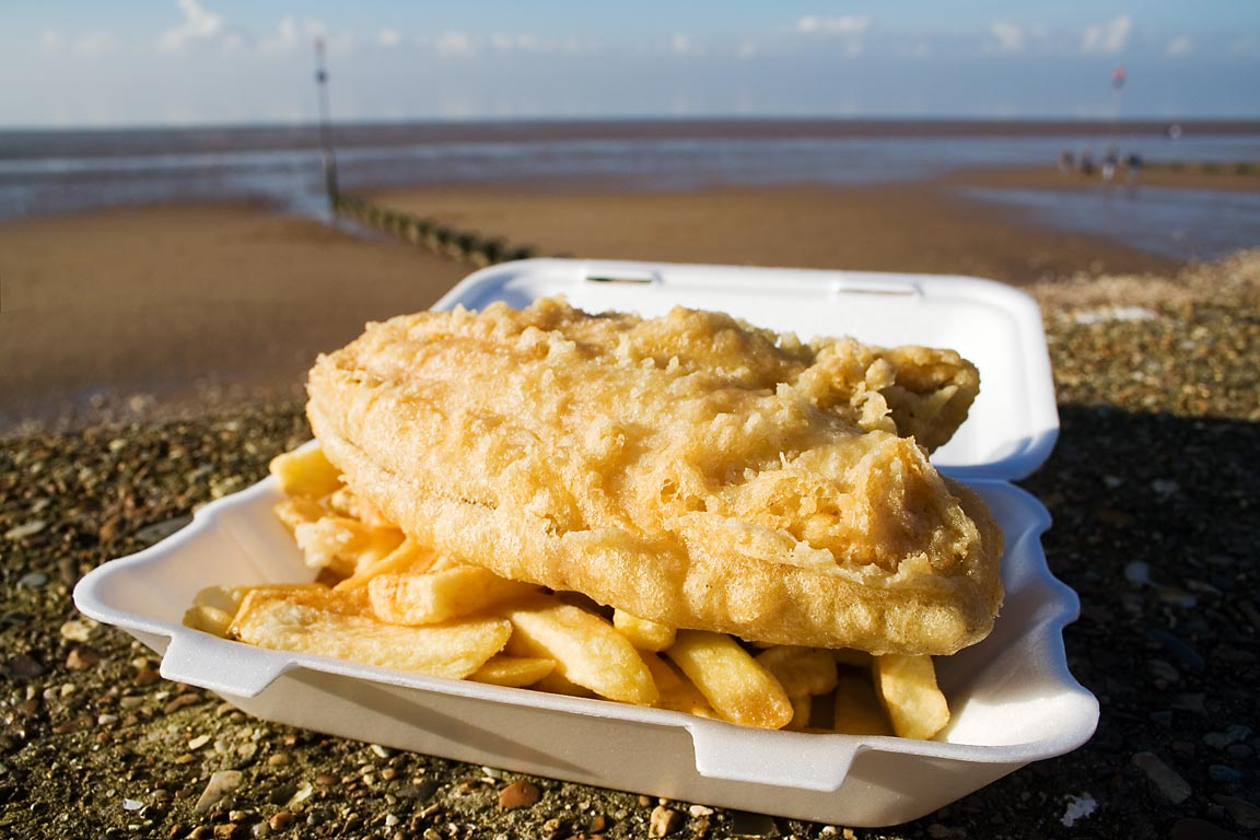 Just what you need when you come to the sea!