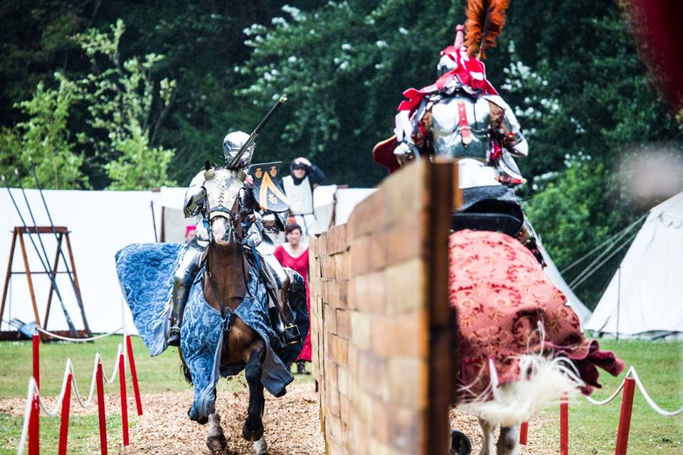 and joust!